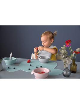 imagem de Individual em Silicone Little Chums Mouse Azul3