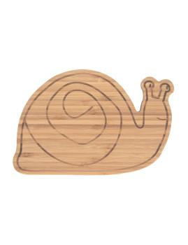 imagem de Tábua de Bambu Garden Explorer Snail2
