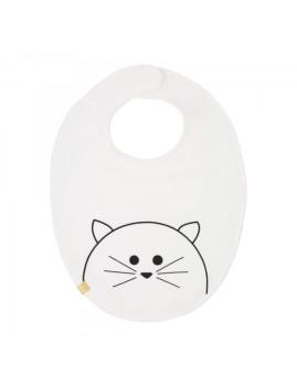 imagem de Babete Impermeável Little Chums Cat1