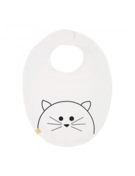 imagem de Babete Impermeável Little Chums Cat2