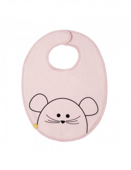 imagem de Babete Impermeável Little Chums Mouse1