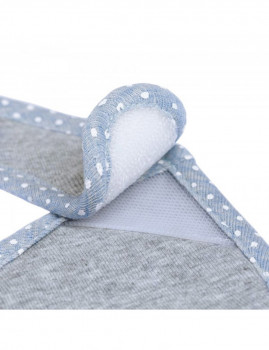 imagem de Babete Impermeável Llela Light Blue (Pack 3 Unidades)5