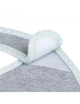 imagem de Babete Impermeável Llela Light Mint (Pack 3 Unidades)5