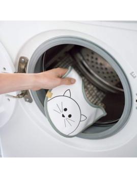 imagem de Babete Impermeável Little Chums Cat7