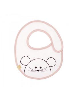 imagem de Babero Impermeable  Little Chums Mouse1