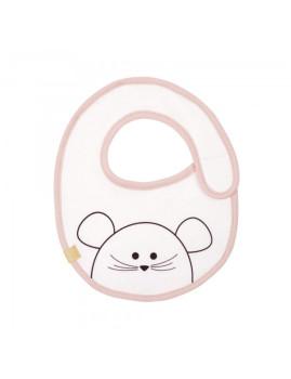 imagem de Babero Impermeable  Little Chums Mouse3