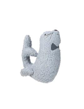 imagem de Brinquedo de Tecido C/ Chocalho E Textura Foca3