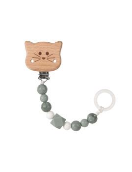 imagem de Corrente Para Chupeta Little Chums Cat1