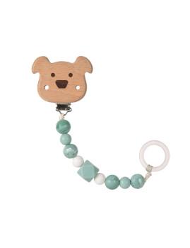 imagem de Corrente Para Chupeta Little Chums Dog2