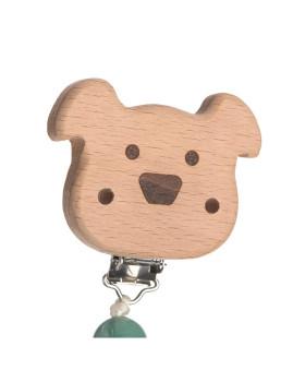 imagem de Corrente Para Chupeta Little Chums Dog7