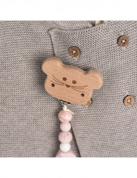 imagem de Corrente Para Chupeta Little Chums Mouse6