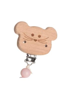 imagem de Corrente Para Chupeta Little Chums Mouse7
