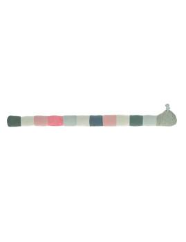 imagem de Brinquedo de tecido com chocalho Garden Explorer Oruga 1