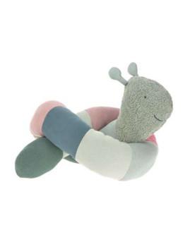imagem de Brinquedo de tecido com chocalho Garden Explorer Oruga 2
