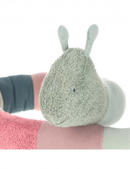 imagem de Brinquedo de tecido com chocalho Garden Explorer Oruga 4