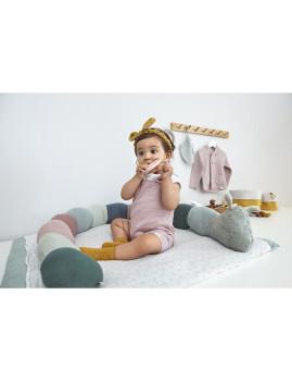 imagem de Brinquedo de tecido com chocalho Garden Explorer Oruga 6