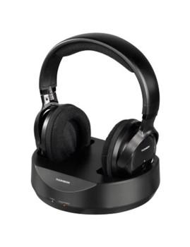 imagem de Ascultador sem fios Rf on-ear WHP3001 preto2