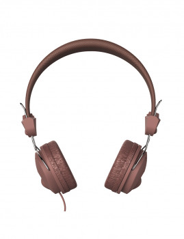 imagem de Auriculares Over-ear Fun MUSICgrená1