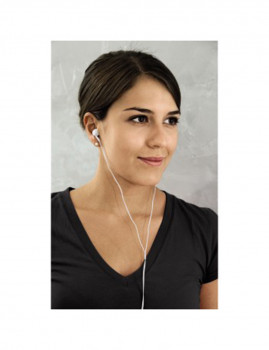 imagem de Auricular In-ear Ear3005branco5