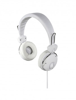 imagem de Auriculares Over-ear Fun MUSICbranco1
