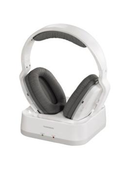 imagem de Ascultador sem fios RF on-ear WHP3311W branco 1