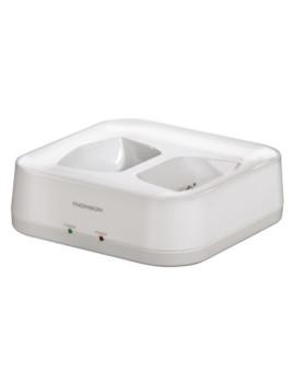 imagem de Ascultador sem fios RF on-ear WHP3311W branco 4