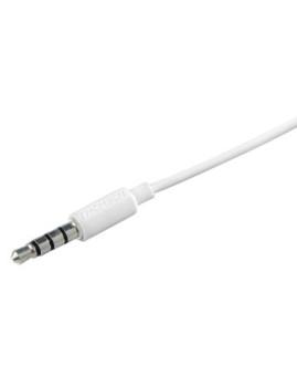 imagem de Auricular In-ear Ear3005branco3