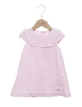 Vestido Bebé Girandola Rosa