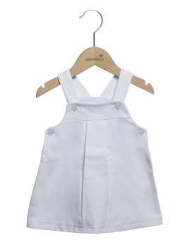 Vestido Bebé Girandola Azul Claro