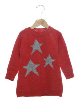Vestido Mini Girandola Vermelho