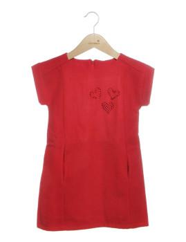 Vestido Girandola Vermelho