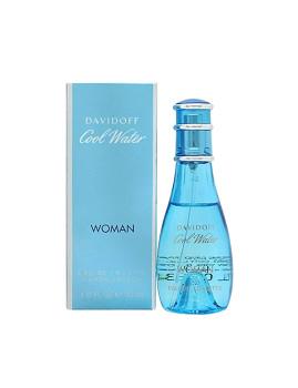 Perfume Senhora Davidoff Cool Water Edt Vapo 30 Ml
