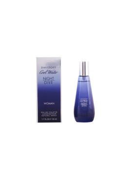 Davidoff Perfume Cool Water Night Dive Women Edt 50Ml