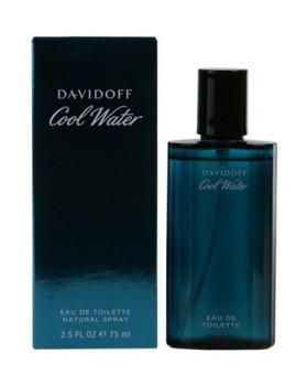 Perfume Homem Davidoff Cool Water Edt Vapo 75 Ml