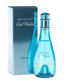 Perfume Senhora Davidoff Cool Water Edt Vapo 100 Ml