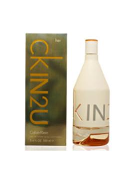 Perfume Senhora Calvin Klein Ck In2U Edt Vapo 100 Ml