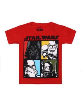 T-shirt Empire Group Menino Vermelha