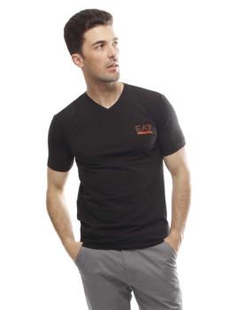 T-shirt  Emporio Armani Preto