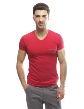 T-shirt  Emporio Armani Vermelho