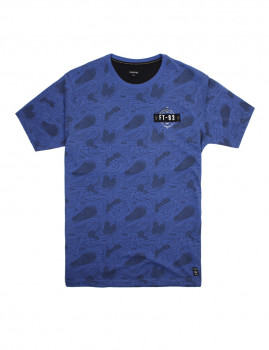 T-Shirt Choat Azul