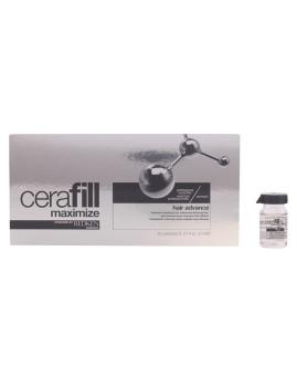 Tratamento para Cabelos finos e com queda CERAFILL hair advance aminexil 10 x 6 ml