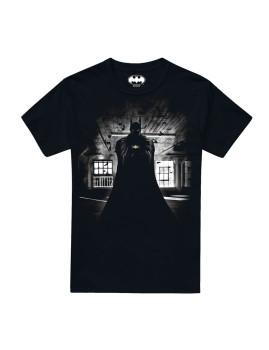 T-shirt DC Comics - Batman Dark - Homem - Preto