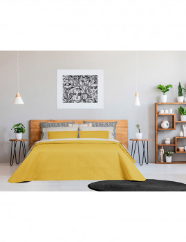 imagem de Bouty Troia 2 Com Almofadas Amarelo1