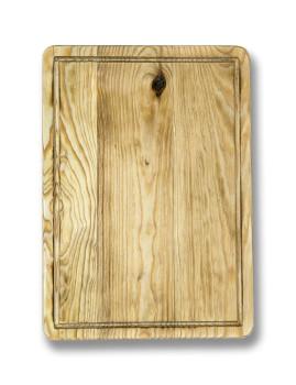 Tábua Gradirripas de corte rectangular c/ sulco 35x25x3,5