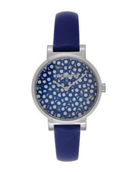 Relógio Cacharel Azul e Prateado
