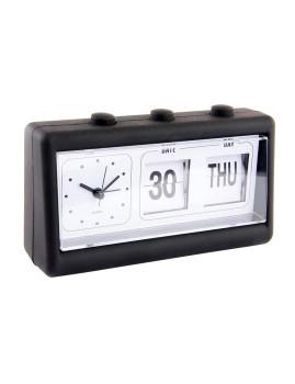 Relógio Despertadorr Goma Calendario