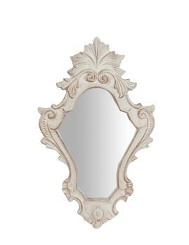 Moldura com espelho  25X2,5X40 cm
