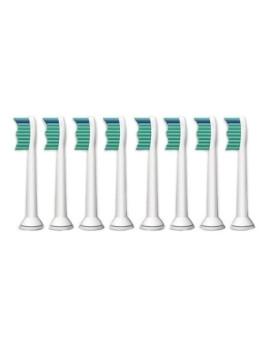 Pack de 8 Cabeças Escovas de Dentes Compatíveis com Philips