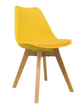 Cadeira Lulea Amarela