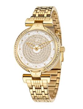 Relógio Just Cavalli Lady J Dourado